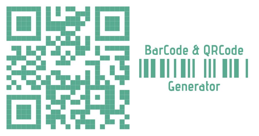 ByteScout BarCode Generator 6.2.1 條碼與 QRCode 產生器