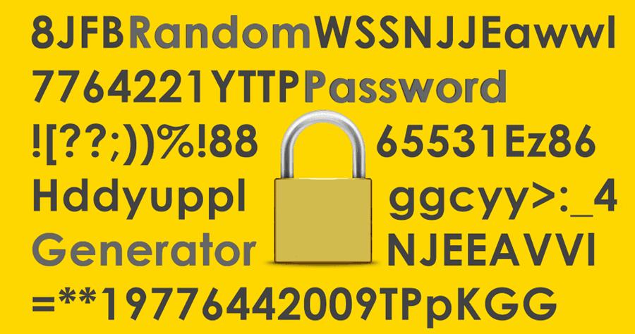 Random Password Generator 1.3 亂數密碼產生器,附加密碼儲存管理功能