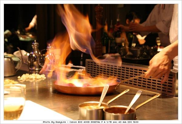 夏慕尼鐵板燒