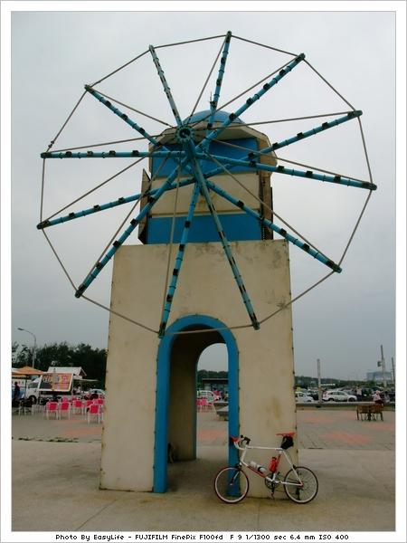 復興空廚。觀音風車。永安漁港。新屋綠色走廊。南寮漁港