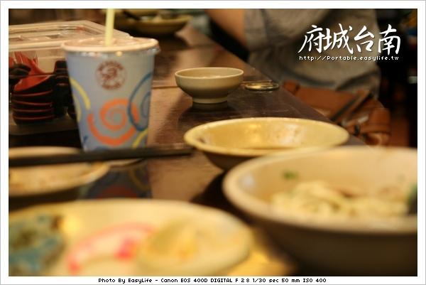 府城台南。台南小吃