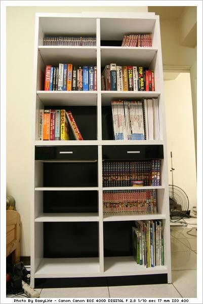 哇哇的˙新書櫃
