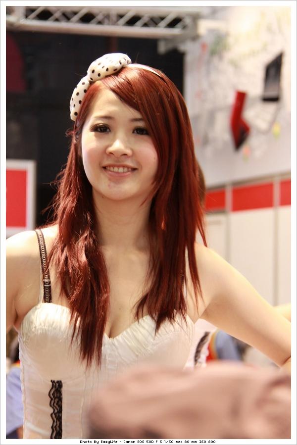 2009台北資訊月 Show Girl