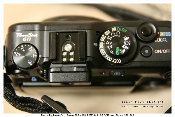 Canon PowerShot G11 開箱文