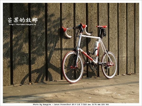 單車到芒果的故鄉。玉井