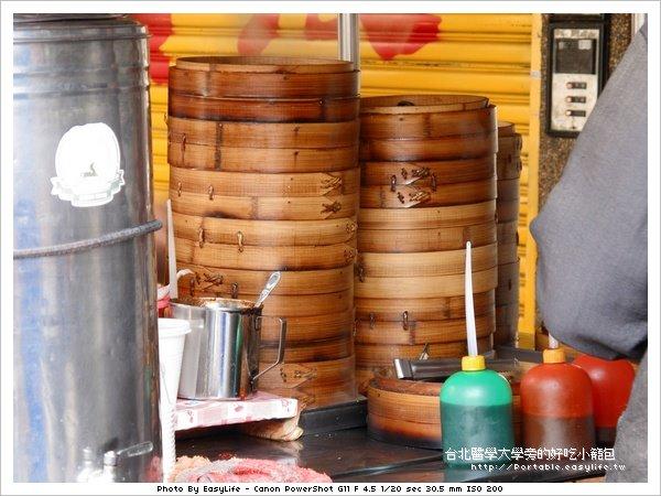 台北醫學大學旁的好吃小籠包