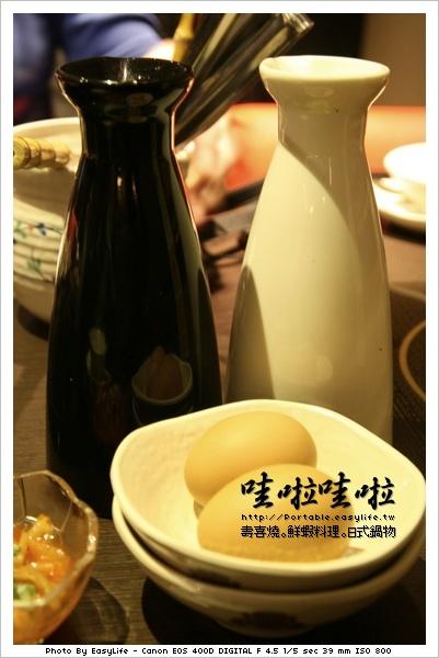醬油瓶開水瓶 - 哇啦哇啦壽喜燒。鮮蝦料理。日式鍋物
