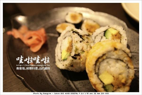 花壽司 - 哇啦哇啦壽喜燒。鮮蝦料理。日式鍋物