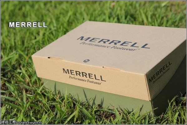 【開箱文】第二雙MERRELL水陸兩棲鞋