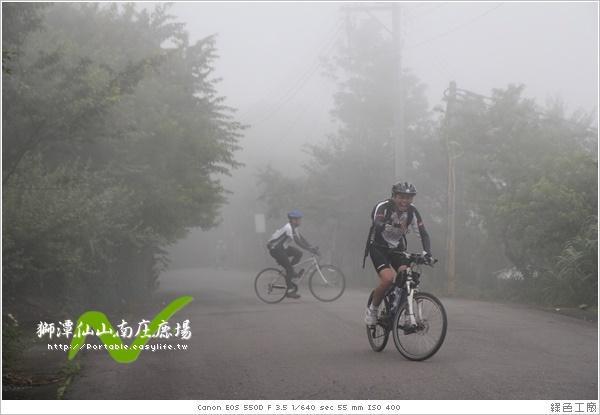 苗栗單車路線。獅潭-仙山-南庄-鹿場
