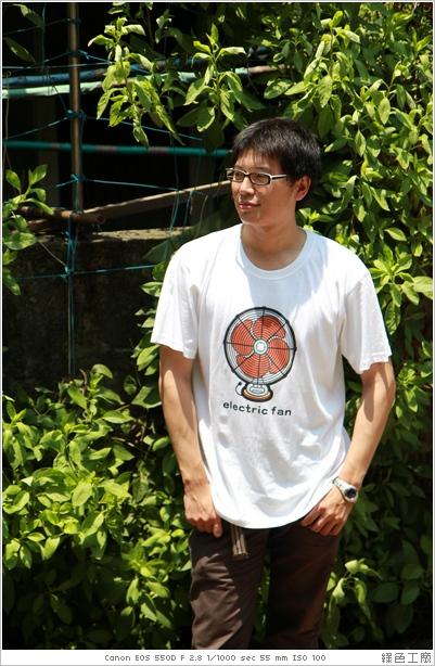 LOGOless創作T-shirt