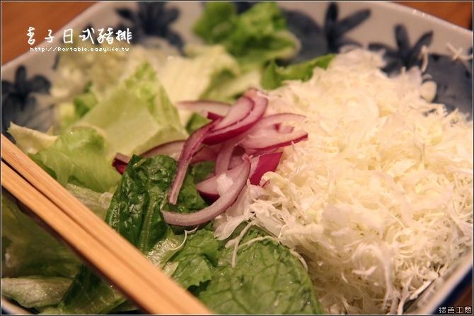 杏子日式豬排。南京店