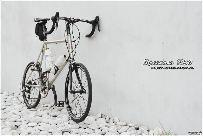 Speedone R30。台南高鐵