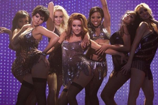 Burlesque。舞孃俱樂部