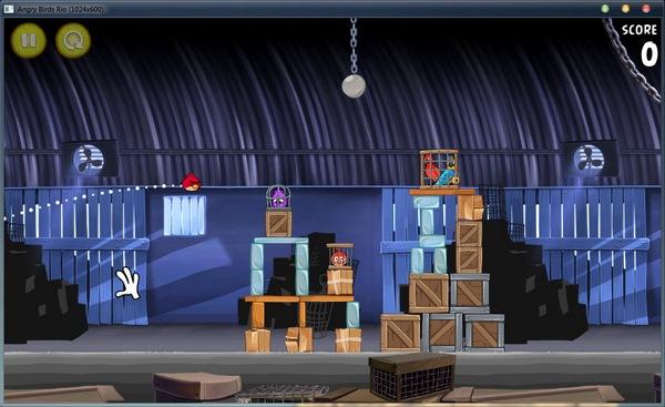 Angry Birds Rio PC版下載