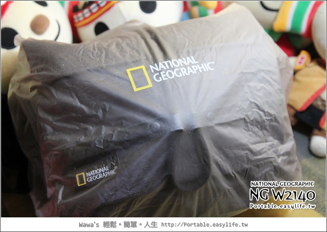 National Geographic NG-W2140。一機一鏡相機包+iPad