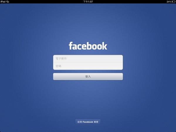 new ipad facebook遊戲