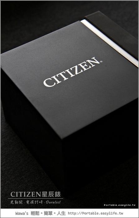 CITIZEN BY0074-50E - 光動能。電波時計。Duratect