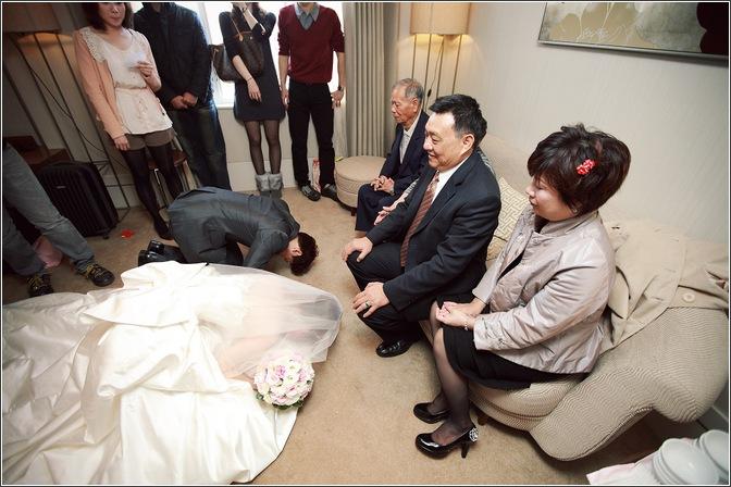 Wawa & Faye 2012.02.12 台北場婚禮紀錄。Running Man Stduio