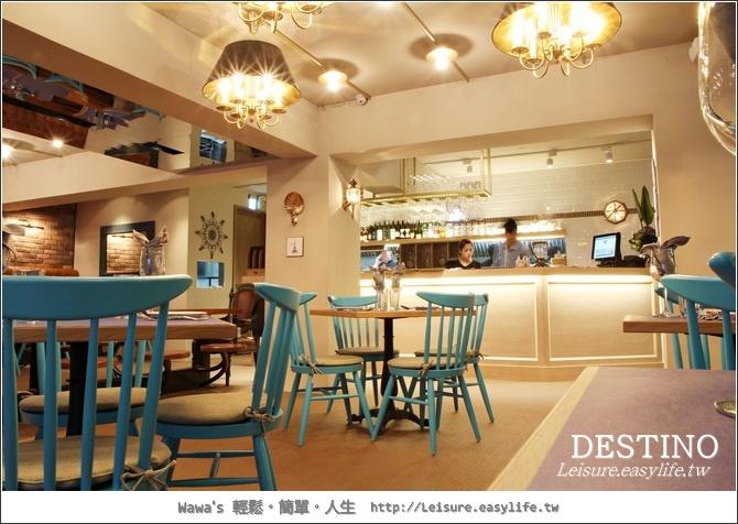DESTINO‧妳是我的命運。台北義式餐廳