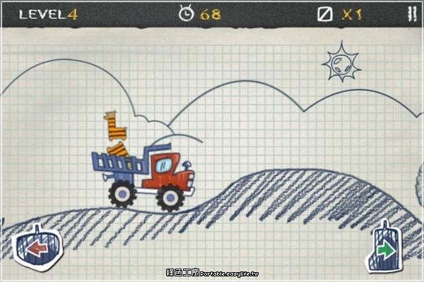Doodle Truck,我真是個瘋狂的卡車司機!