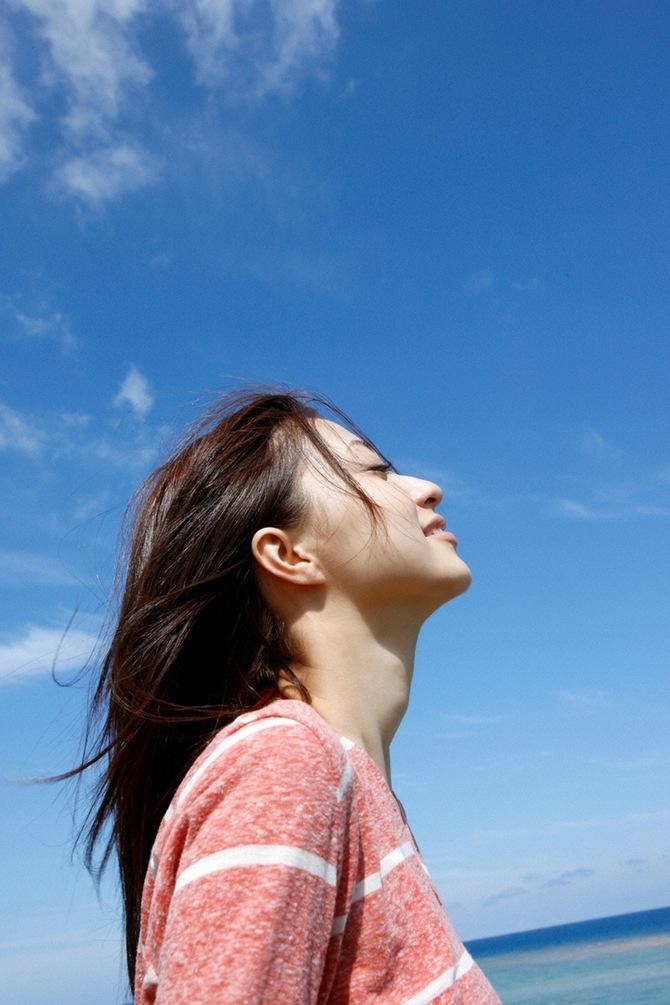 逢沢りな。Rina Aizawa