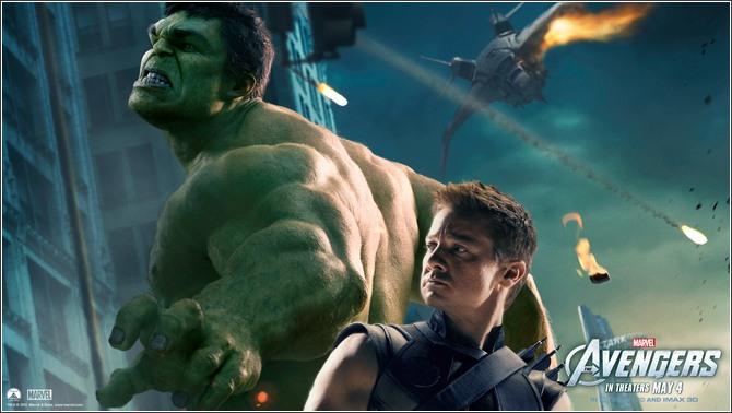 復仇者聯盟 The Avengers 高畫質桌布下載
