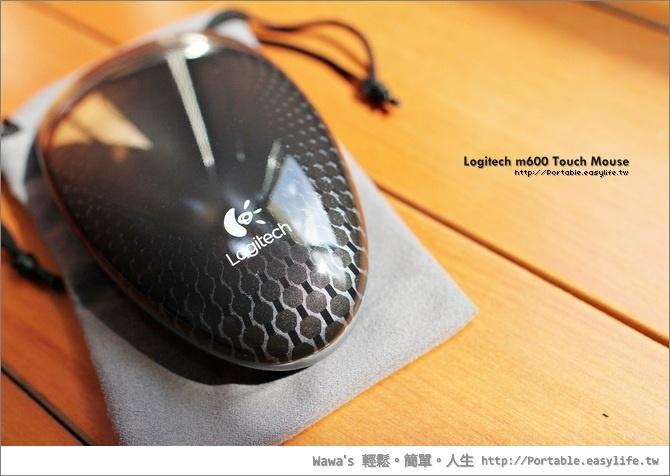 Logitech M600 觸控滑鼠