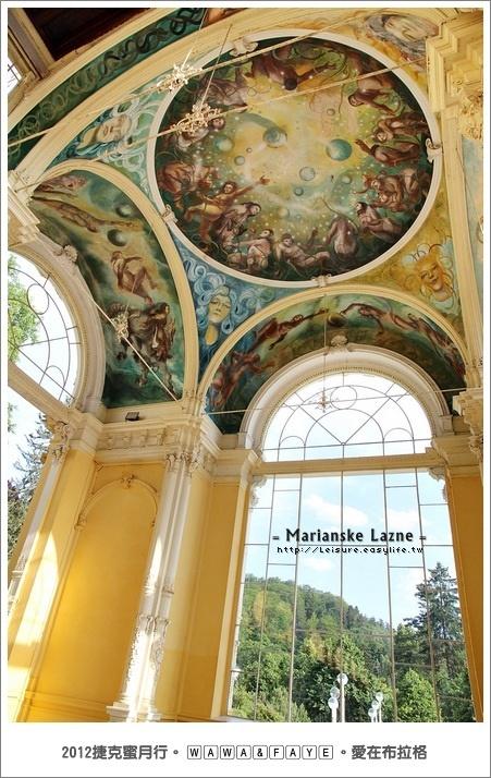 聖母溫泉鄉 瑪麗安司凱。Marianske Lazne。捷克蜜月、捷克旅遊