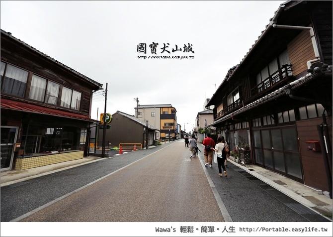 國寶犬山城。囯宝犬山城。昇龍道日本中部旅遊