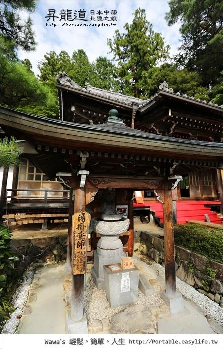昇龍道。日本中部北陸之旅。日本中部旅遊、日本自由行、日本租車