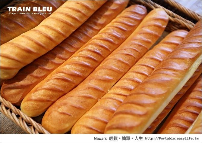 日本知名麵包店 TRAIN BLEU。日本中部旅遊。昇龍道