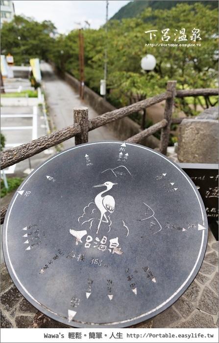 【昇龍道】下呂溫泉。日本三大名泉,來這裡泡湯是一定要的!