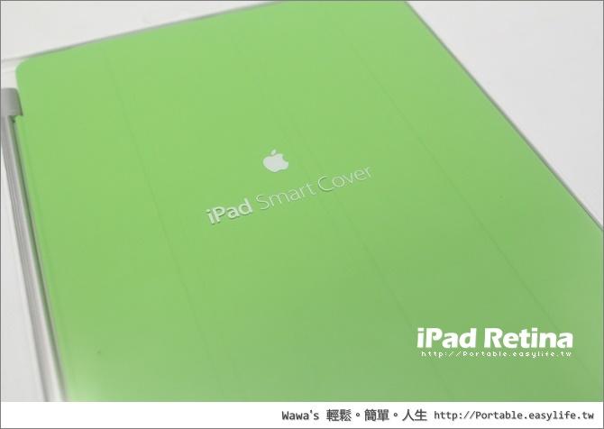 iPad 4 開箱。iPad Retina