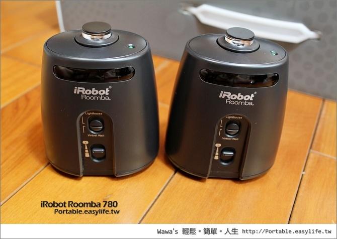 iRobot Roomba 780 掃地機器人開箱