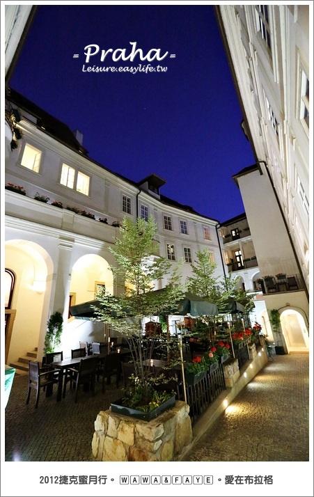 捷克布拉格 IRON GATE 鐵門飯店。捷克旅遊