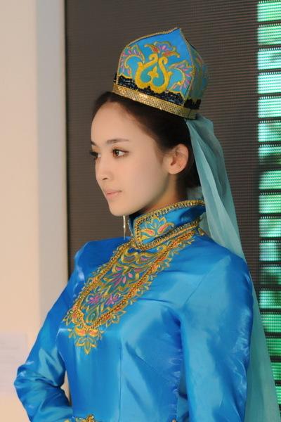 新疆維納斯。古力娜扎
