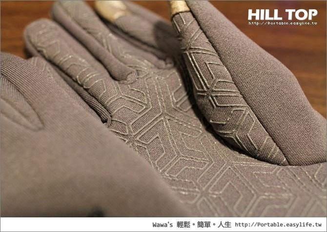 HILL TOP 保暖手套