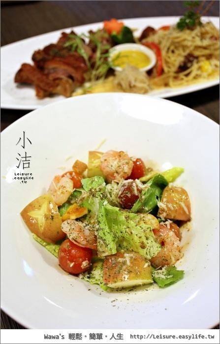 小洁 Little-J 台南義大利麵、焗烤、時尚鍋品餐廳