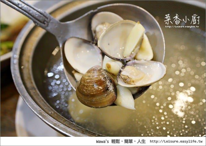 菜香小廚。台南熱炒、家常菜