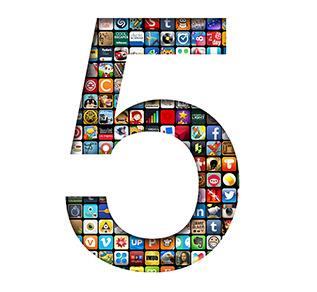 App Store 5 Years 五周年限時免費
