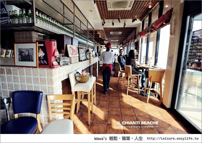 iL CHIANTI BEACHE。日本藤澤旅遊、江之島旅遊