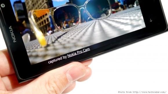 NOKIA Lumia 1020,4100萬像素拍照機王