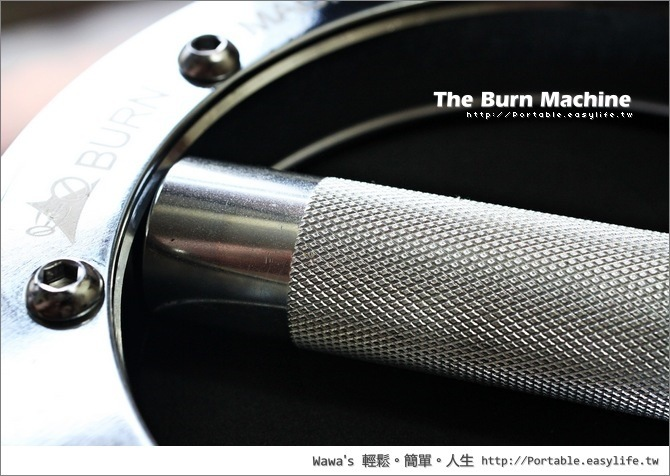 The Burn Machine 臂熱