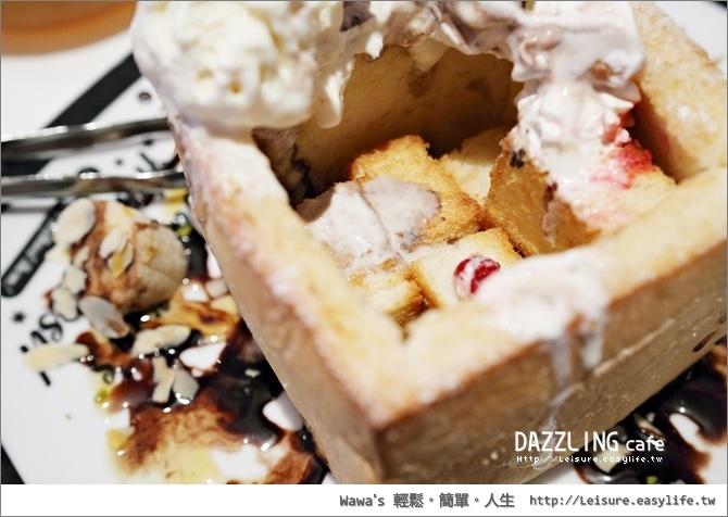 台南 DAZZLING cafe 蜜糖吐司