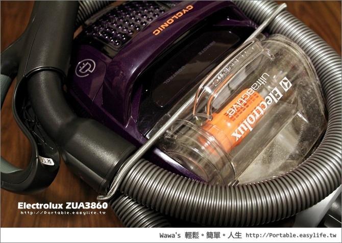 Electrolux伊萊克斯ZUA3860吸塵器