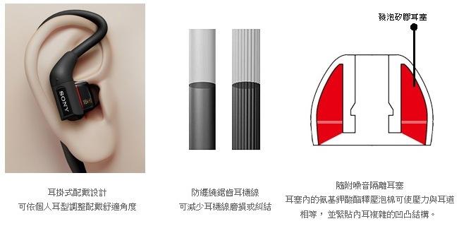 Sony XBA-H3 平衡電樞 三單體 智慧型手機專用 耳道式耳機