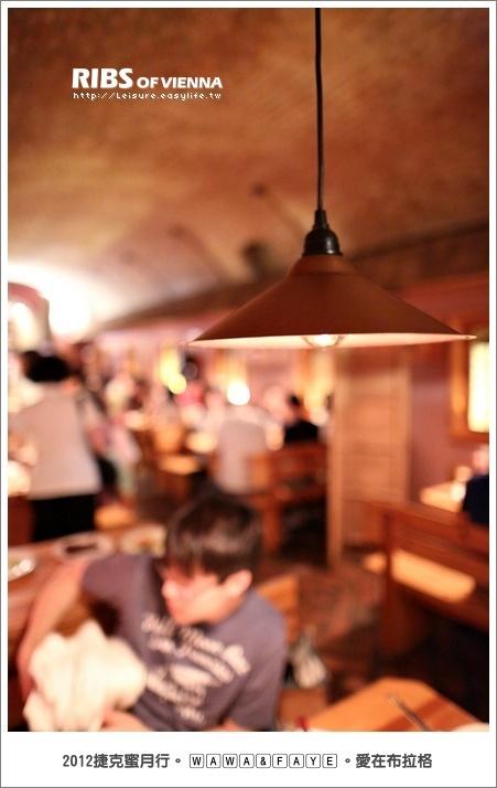 RIBS OF VIENNA 地窖肋排餐廳。維也納美食
