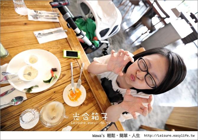 光合箱子。台南早午餐下午茶晚餐