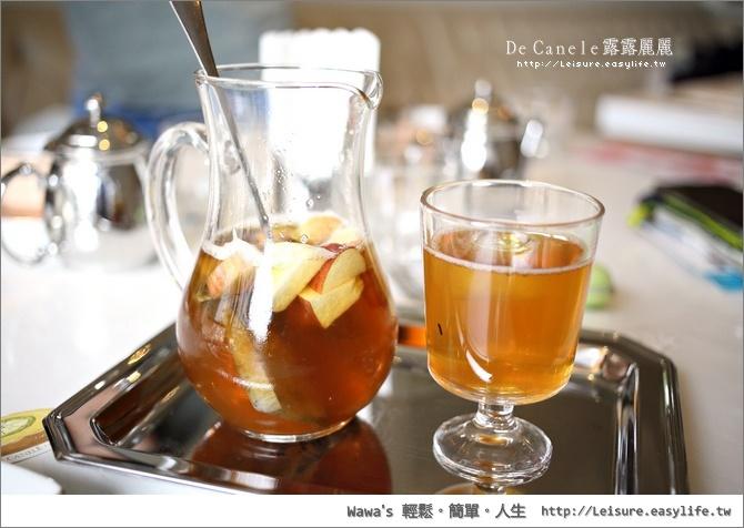 De Canelé 露露麗麗。台南法式塔檸檬塔下午茶